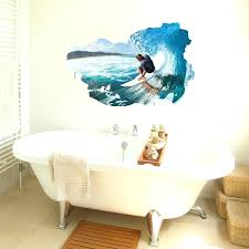 surf beach bathroom decor amazing tropical ideas u2013 buildmuscle