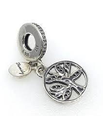 pandora s bead pendant silver and gold 791728cz