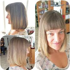 lob hairstyles with bangs 27 perfect bob haircuts with bangs pretty designs