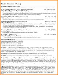 Un Resume Sample by 10 Federal Government Resume Samples Financial Statement Form