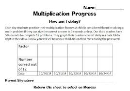 multiplications for 3rd graders multiplication fluency in minutes a day scholastic