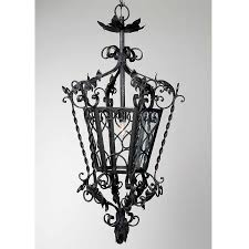 Black Metal Chandeliers Wrought Iron Chandeliers And Other Lighting Options And