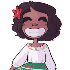cartoon cinco de mayo flower child cinco de mayo 2017 by bramblebeee on deviantart