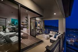 plan 2 penthouse loft style living lucent shea homes san diego