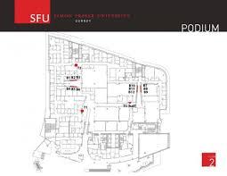 Columbia University Campus Map University Of Surrey Campus Map Map Of University Of Surrey