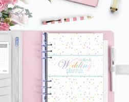 wedding planner guide wedding planner guide journal notebook by pearlandmason on etsy