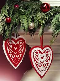 70 diy felt tree ornaments shelterness
