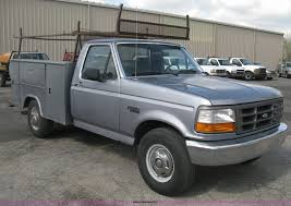 Ford F250 Service Truck - 1997 ford f250 utility truck item e3482 sold june 4 gov