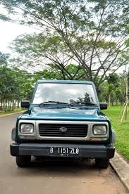 mobil jeep lama 14 best feroza love images on pinterest daihatsu 4x4 and jeeps
