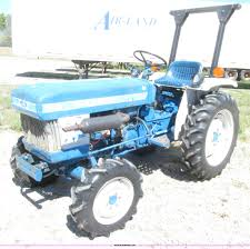 ford 1510 mfwd tractor item e4506 sold october 23 north