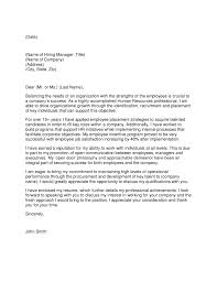cover letter for promotion within company cover letter examples