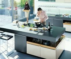 black modern kitchens modern kitchen island modern kitchen island with fireplace open