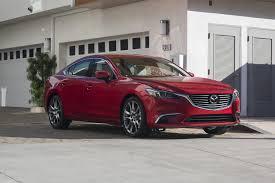 mazda motor corp 2017 mazda6 review carrrs auto portal