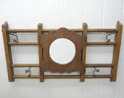 wooden coat rack etsy
