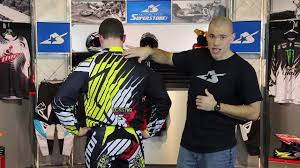 rockstar energy motocross gear thor motocross phase rockstar jersey from motorcycle superstore