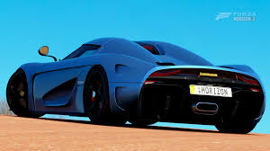 koenigsegg ghost car forza horizon 3 cars