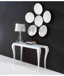 Ghost Console Table Modern Console Tables