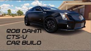 build cadillac cts youtuber car build rob dahm cts v