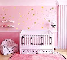 baby room wall decals wall dots nursery decor gold dot wall