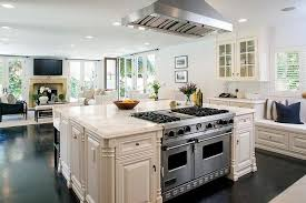 gourmet kitchen islands gourmet kitchen islands luxury kitchen island with viking range