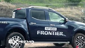 frontier nissan 2016 nissan frontier np300 2016 grupo youtube