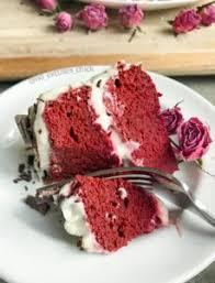 red velvet protein cake u2013 no excuses nutrition