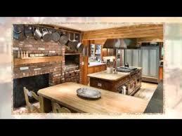 rustic farmhouse kitchen ideas youtube