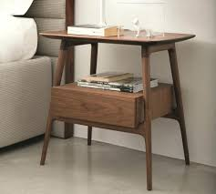 tall side table with drawers side table tall side tables bedroom fresh table with drawers