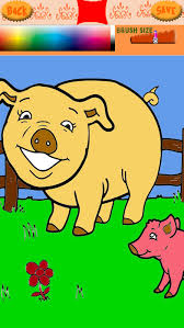 coloring drawing book games pep pig family app store