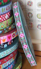 woven ribbon flower woven ribbon