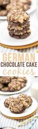 best 25 german chocolate cake cookies ideas on pinterest german