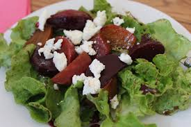 Ina Garten Greek Salad Roasted Beet Salad With Vinaigrette Hannah U0027s Ct Kitchen