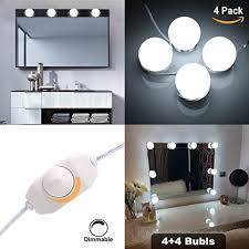 hollywood mirror with light bulbs hollywood style makeup mirror led light kit s g super star style led