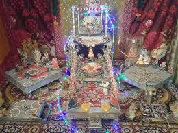 how to decorate a temple at home janmashtami decoration ideas janmashtami janmashtami decoration
