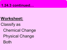 3 3 physical and chemical changes ppt download
