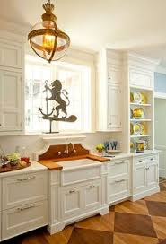 French Kitchen Sinks by Cool And Contemporary Starburst Mosiac Tile On Wet Bar Pantry