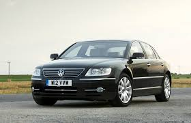 volkswagen phaeton saloon review 2003 2015 parkers