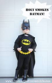 Halloween Batman Costumes Diy Superhero Muscle Shirt Diy Batman Costume