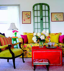 Dream Interior Design Ideas For Colorful Living Rooms Decoholic - Colorful living room
