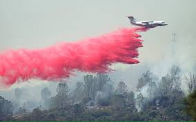Auburn California Wildfire by Wildfire Near Prather Damages Homes Burns 1 800 Acres 15 Percent