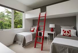 Loft Bed With Desk For Teenagers Loft Beds With Desks Underneath 30 Design Ideas With Enigmatic Touch