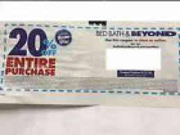 20 Off Entire Purchase Bed Bath And Beyond Bed Bath U0026 Beyond Coupon 15 Dollars Off 50 00 Purchase