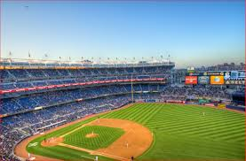 visiting yankee stadium ballpark in new york city new york