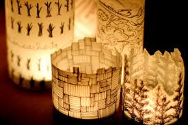 Diy Lantern Lights Green Ideas For Diy Paper Lamps Chandeliers U0026 Lanterns