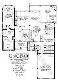 South Ridge Floor Plans Southridge Cottage House Plan House Plans By Garrell Associates