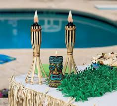 Tropical Themed Party Decorations - luau tropical and hawaiian party ideas