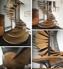 Wooden Spiral Stairs Design Stair Killer Picture Of Home Interior Stair Design Using Unique