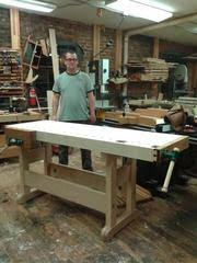 Woodworking Bench Sale Puget Sound Woodworking U2014 Workbench Class Standard Size