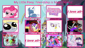 Pinkie Pie Meme - my little pony controversy meme filled by pinkiepie partypony on