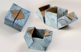 Paper Origami Box - origami box tutorials android apps on play